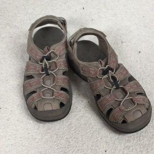 L.L. Bean water shoes